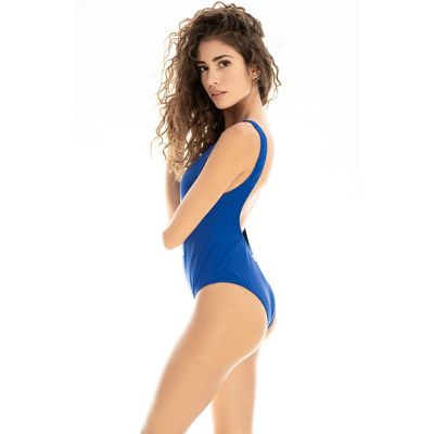 One piece swimsuit Lifeguard art06-lifeguard Hamalfitè One Piece Swimsuit  inspired swimsuits by the amalfi coast positano ca...