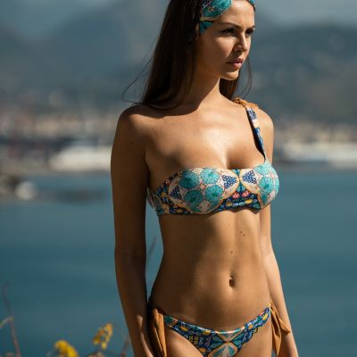 Venere hmlf34 bikini, normal or one-shoulder top art32_hmlf34 Hamalfitè 65,00 € Swimsuit amalfi coast, positano, capri ischia