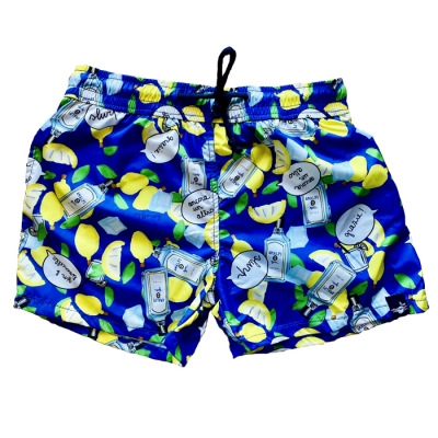 Child's swimsuit with Gin...