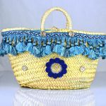 Amalfitan Coffa Bag big art.11-01 Hamalfitè Bag  clothing and accessories capri positano amalfi coast vietri
